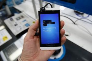 BlackBerry, ikinci çeyrek sonuçlarını açıkladı