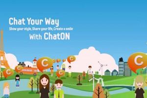 Samsung'un ChatON uygulamasının kayıtlı kullanıcı sayısı 100 milyonu geçti