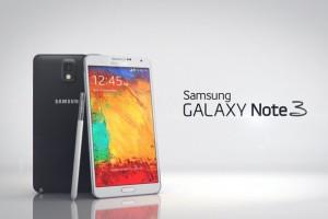 Samsung, GALAXY Note 3'ü Türkiye'de satışa sundu