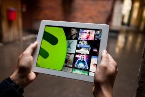 Spotify Türkiye'ye_geldi