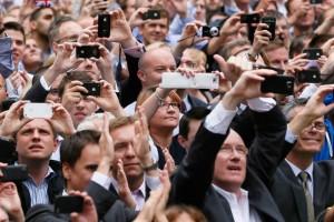 2017'de 5.1 milyar kişi cep telefonu kullanacak