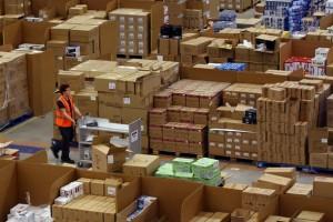 Amazonun 100 binden fazla çalışanı bulunuyor