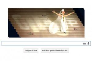 Leyla Gencer google doodle