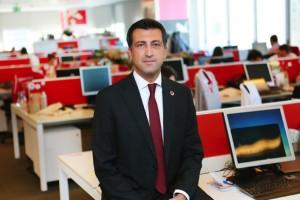 Vodafone Türkiye'nin yeni CEO'su