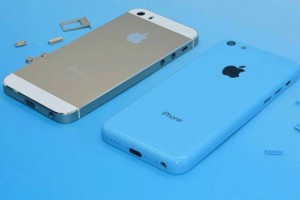 iPhone 5C ve iPhone 5S