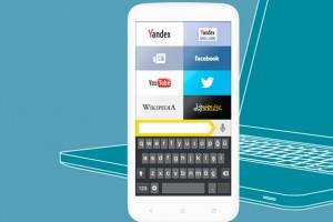 Yandex Browser iPhone ve Android tabletlerde