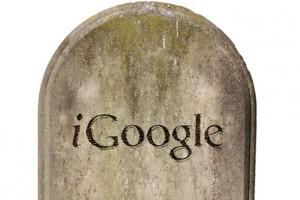 iGoogle kapandı