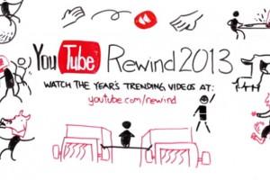 YouTube 2013 trend videoları