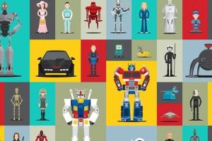 robotlar artık her yerde