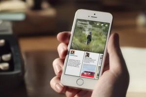 Facebook iOS haber okuma uygulaması Paper'ı tanıttı