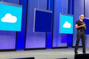 Microsoft'ta bayrak değişimi
