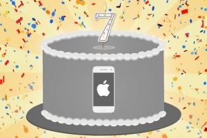 iPhone'un 7'nci doğum günü için bilinen 7 gerçek