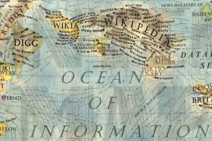 Dünyanın en büyük şirketleri dünya haritasında