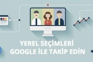Google Yerel Seçim 2014 portalı açıldı