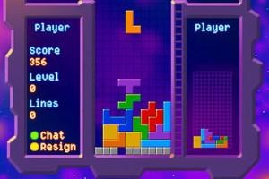Kilo vermek için tetris oynayın