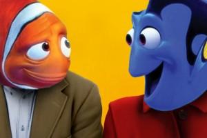 Oscar adayları filmleri Pixar karakterleriyle tasarlandı