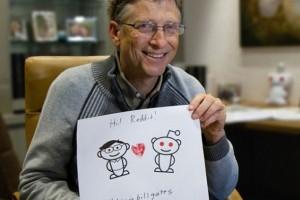 Reddit kullanıcıları sordu, Bill Gates cevapladı