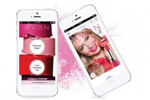 Yeni mobil alışveriş uygulaması ile Avon cebinizde