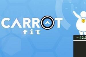 Zayıflama uygulaması CarrotFit, harekettle motive ediyor
