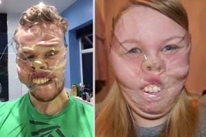 Birleşik Krallık'tan yeni internet trendi Bantlarla selfie