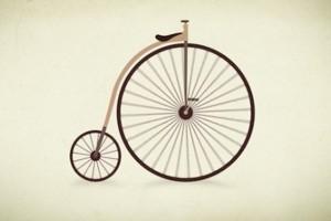 Bisikletin evrimi 90 sn'lik animasyonla anlatılıyor
