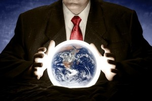 Consulting Crystal Ball for Future of Earth