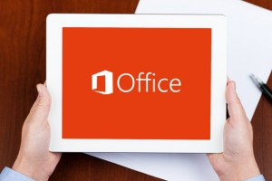 Microsoft Office iPad'de Geldi