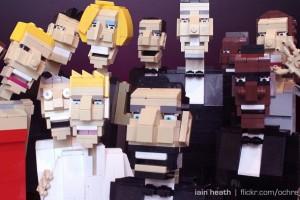 Oscar selfie'sine lego yorumu