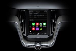 Volvo Cars sürücüleri iPhone'larındaki uygulamaları kullanabilecek