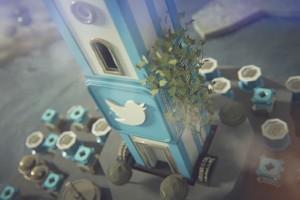 'Game of Thrones' jeneriği sosyal medya şirketleriyle yorumlandı