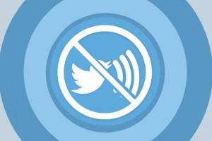 Twitter'a sonunda sessizlik butonu geldi