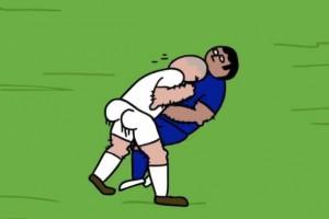 Dünya Kupası'nda ölümsüz anları beş saniyelik filmler olarak yeniden tasarlandı