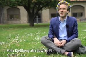 YouTube'ın en ilgi çeken yayıncısı oyunlar oynuyor, yılda dört milyar dolar kazanıyor