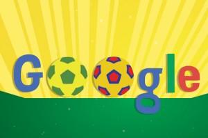 Dünya Kupası'nda yerini alan Google Doodle'lar