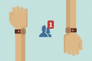 Dijital bileklik ile diğerleriyle anında arkadaş olun