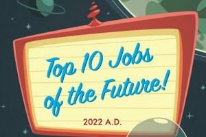 Geleceğin 10 mesleği bu infografikte