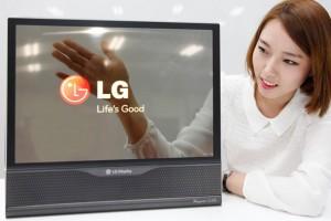 Katlanabilir TV ekranlar, flat monitör piyasasını canlandırıyor