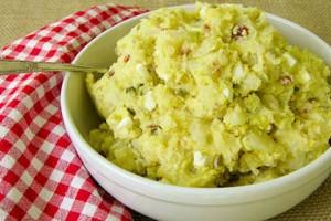 Kickstarter'da 35 bin dolarlık patates salatası