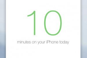iPhone'a bağımlı olup olmadığınızı öğrenin
