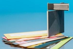 Akıllı kartvizit, gizli USB girişiyle daha kolay bağlantı kurmanızı sağlayacak