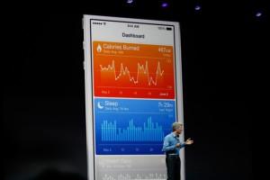 Apple, HealthKit hakkında sağlık hizmeti verenlerle görüşme halinde olabilir