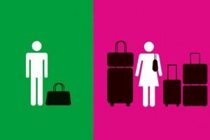 Cinsiyet stereotipleri minimalist piktogramlarda özetlendi