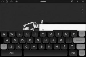 Daktilodan esinlenen Tom Hanks, bir iPad uygulaması oluşturdu