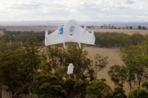 Google da dron işine giriyor