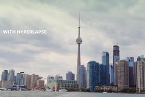 Instagram'ın yeni Hyperlapse uygulaması ile hızlandırılmış videolar yapabilirsiniz
