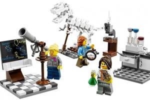 Lego, karakterlerine bilim kadınlarını ekliyor