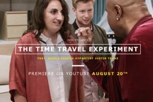 zaman yolculuğu deneyimi