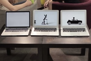 14 ekran bir animasyon videosu
