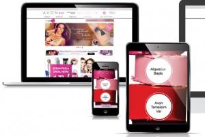 Avon doğrudan satışı online'a taşıyor