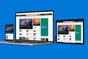 Microsoft MSN yenilenen yüzüyle yayında
